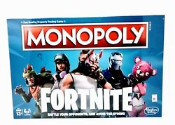 Fortnite Edition Monopoly Board Game Sealed Great Christmas Gift For The Gamer