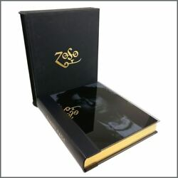 Genesis Pubs Zoso The Photographic Autobiography Collector's Edition Book