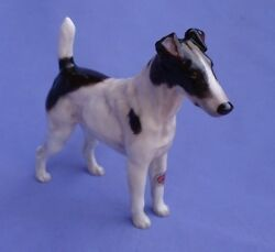 SMOOTH FOX TERRIER HN1070 ROYAL DOULTON ENGLAND DOG