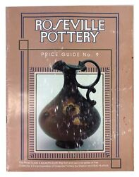 Roseville Pottery Price Guide No. 9 Keyed To Huxford Encyclopedia