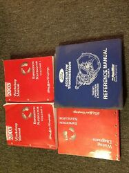 2003 OEM FORD EXPEDITION & LINCOLN NAVIGATOR Shop Repair Service Manual Set WOW