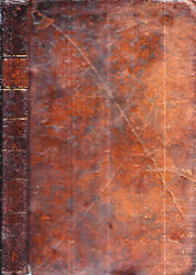 1801 Leather Ancient History Persia Iran Rome Greece Carthage Macedonia French