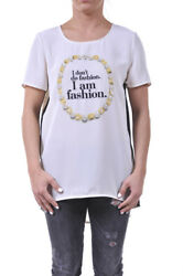 Twin Set T Shirt Sweatshirt MADE IN ITALY Woman Whites S5PP2S54V 522