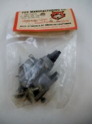 NEW Vintage Fox  MK-X B for Eagle Twin Carb Model Airplane Engine Part