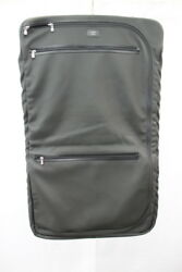 Louis Vuitton (M30692) Taiga Portable Gibeciere Designer Garment Bag Dark Green