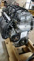 Engine Sedan 2.4L VIN B 8th Digit California Fits 16-17 200 1146981