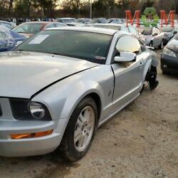 Trunk/Hatch/Tailgate With Satellite Antenna Fits 07-09 MUSTANG 1082025