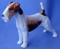 WIRE FOX TERRIER JACK RUSSELL DOG ALTON ENGLAND 8