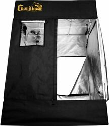 Gorilla Grow Tent GGG24 GGT24 Grow Tent 2 by 4 by 6-Feet11-Inch Black