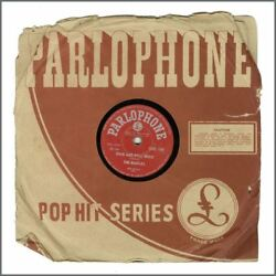The Beatles Rock And Roll Music/no Reply Parlophone Records 78 Rpm India