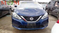 Passenger Right Rear Side Door Electric Fits 16-17 SENTRA 1337338
