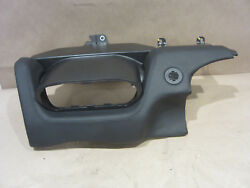 Ferrari 458 - Lower Central Dash Panel With Climate Control Mount - P/N 82532100