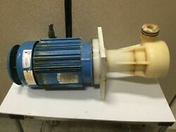 Penguin P-5c Vertical Pump And Motor, 190/380v, 5hp, 172gpm, 122' Head