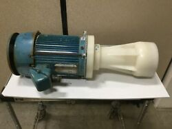 Penguin P-5ck Vertical Pump And 5hp Motor, 208-230/460v 122' Head 172gpm
