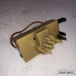 76-77 Chevy/gmc Truck A/c Master Vacuum Switch 362591/362590 Pickup Pick Up Ac
