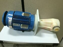 Penguin P-5ck Vertical Pump And 5hp Motor, 122' Head, 208-230/460v 172gpm