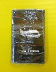 New Sealed 2011 Dodge Caliber Owners Owner's Manual Set And Case Oem