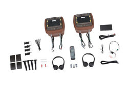 Genuine Gm Headrest And Video Screen Assembly 23352779