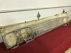 Nos 1963 Chevrolet Impala Bel Air Grille Gm 3817606 Ss