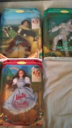 wizard Of Oz Barbie Collection