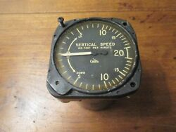 Karnish Vertical Airspeed Indicator For Cessna Aircraft Pn S1392-n2