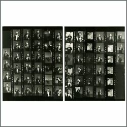 Paul Mccartney 1979 Coming Up Session Vintage Contact Sheets Uk
