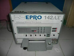 Epro 142ax Memory Tester Credence S/n 1498241