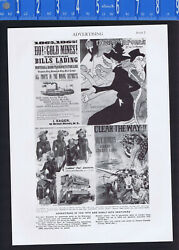 History Of Print Advertising 1860s-1950s Posters, Magazines - 1950s Print