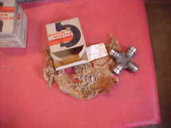 Nos Front U Joint Kit 49 50 51 52 53 54 55 56 57 58 59 Ford Pontiac Olds T-bird
