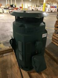 Reliance Class 1E Safety Related Nuclear Vertical Motor 200HP 1800RPM 4000v