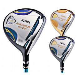 2018 HONMA Beres E-06 Fairway Wood NEW