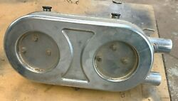 Triumph Tr6 Complete Carburetor And Filter Assembly