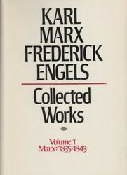 Karl Marx And Frederick Engels Collected Works - Lot Of 22 Vols. - Hc W. Jackets