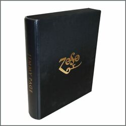 Genesis Pubs Zoso The Photographic Autobiography Collector's Edition Book Uk