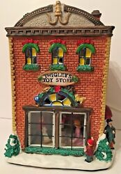 Vintage Village A Christmas Collectible Twigley's Toy Story 1998 Tested