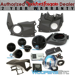 Rockford Fosgate X3-stage4 400w Audio Kit For Select Can-am Maverick X3 Models