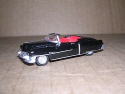 Model Power 19233 And 35 2-1953 Cadillac Convertibles W/top Down H.o.scale 1/87