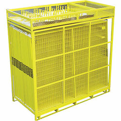 Jewett Cameron RF 12806 29Panel Full Pallet Fencing Assembly-Each 7-12ft.x6ft.
