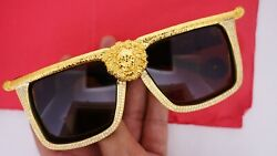 Anna-Karin karlsson Sunglasses Custom Made Flooded With 300 Diamonds 6 Carats
