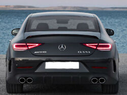 Amg C257 Cls53 Coupe Diffuser And Tailpipe Package Genuine Amg Models From 2018