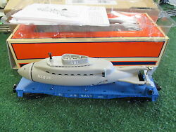 Lionel 52273 Lcca 2002 Pennsy Convention Flatcar And Sub New In Box Limited
