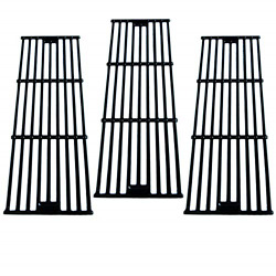 Parts Dc114 3-pack Porcelain Cast Iron Cooking Grid Replacement Chargriller