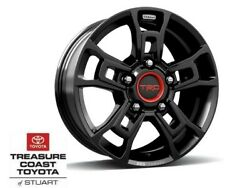 New Oem Toyota Tundra 12-2021 Trd Black 18and039and039 Forged Bbs Trd Pro Wheels Set Of 4