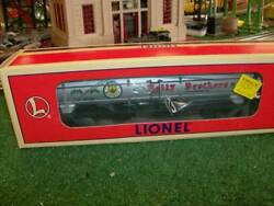 Lionel Trains 52157 Dept 56 Holly Brothers Tank Car Niob Very Nice