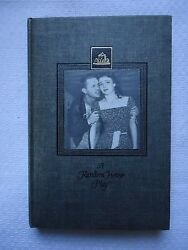 Picnic By William Inge Paul Newman Kim Stanley Broadway Play 1953 Hardcover 2nd