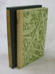 W. H. Hudson Green Mansions Limited Editions Club 1935 Signed By Edward Wilson