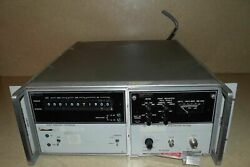Ailtech 360d11 Frequency Synthesizer And Pm3602 Am/fm/phase Modulation Section