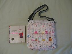 LeSportsac 'Fifi Lapin' Dress-Up Print Essential Crossbody Bag - Rare