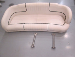 2000 Chaparral Signature 240 Boat Stern Bench Seat W/support Legs