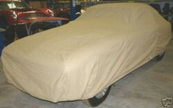 Aston Martin Db4 Fitted Tan Flannel Car Cover